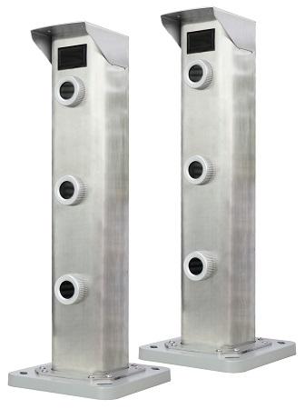 Семейство продуктов Smartec для ОПС пополнили 3-лучевые лазерные барьеры ST-PD103LB-MC