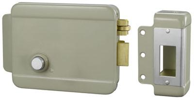 В продажу поступили электрозамки ST-RL073SI-GR для контроля доступа через внешние двери, калитки или ворота