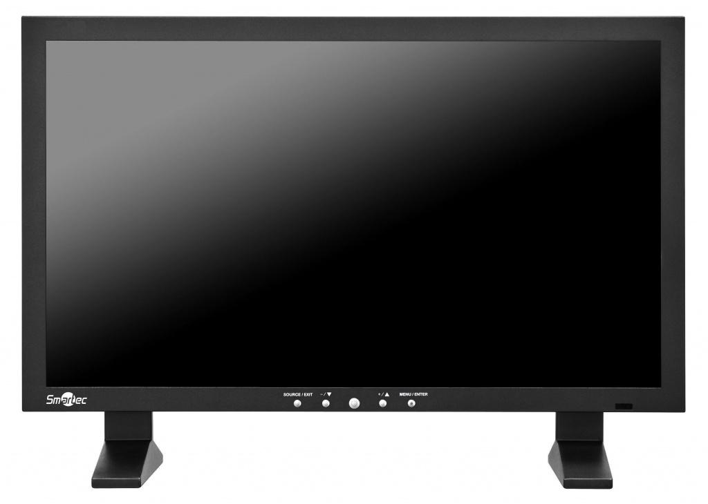 Экранированный монитор для системы видеонаблюдения марки Smartec