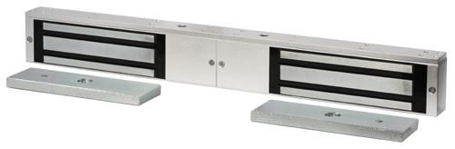 Новые сдвоенные электромагнитные замки Smartec c силой удержания 2 x 350 кг