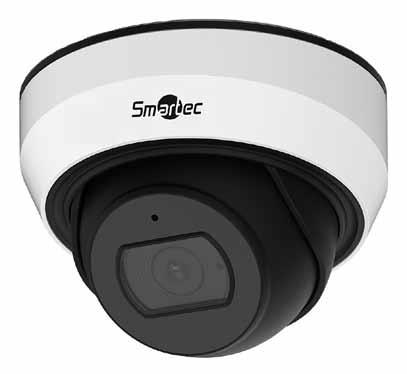 Семейство Smartec Estima пополнила уличная купольная IP-камера  STC-IPM5508A с разрешением 5 Мп