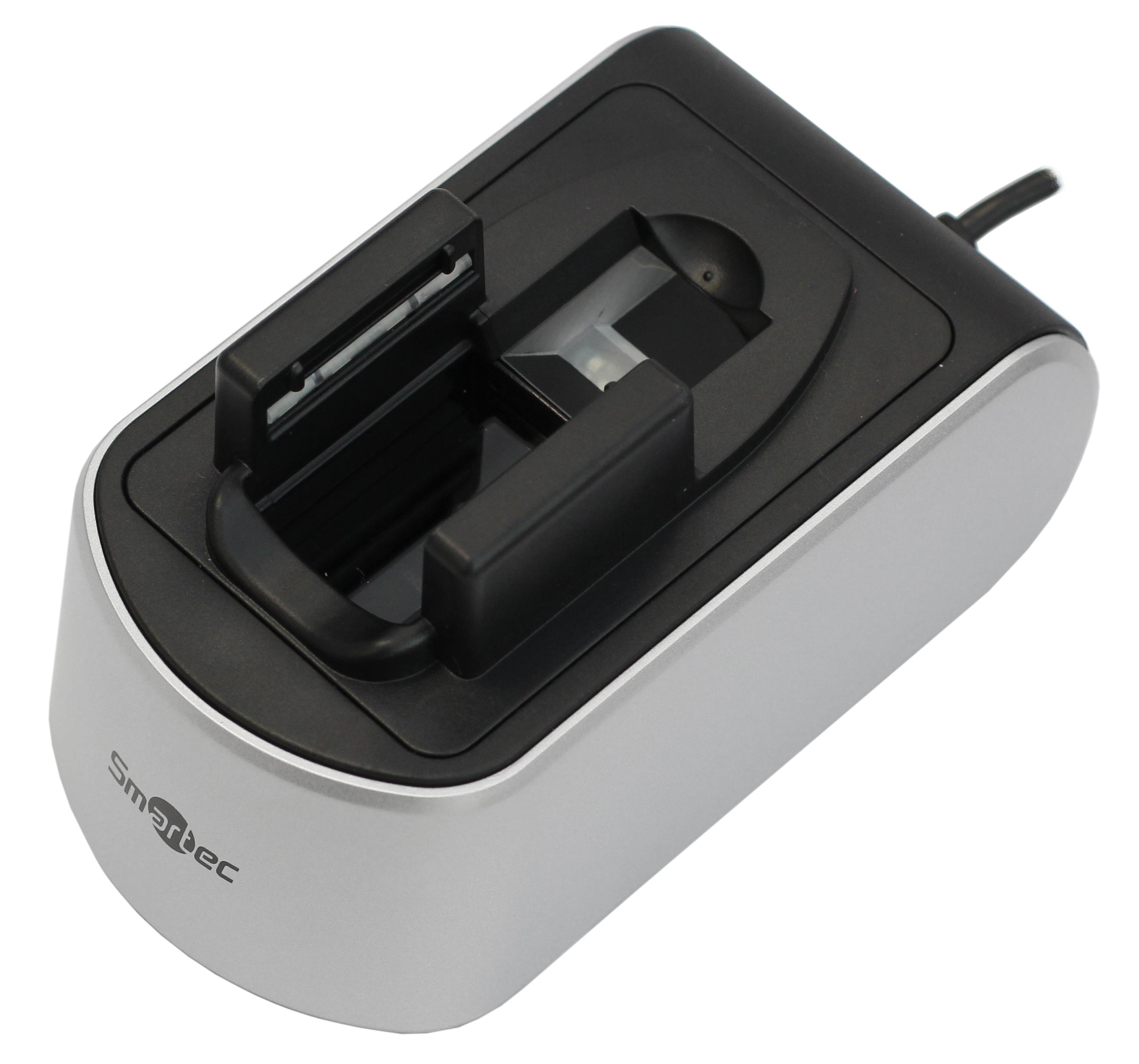 Комбинированный биометрический сканер пальца Smartec ST-FE100 для создания шаблонов СКУД